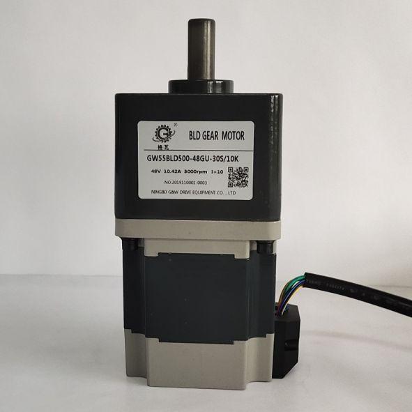 BLD60W无刷减速电机