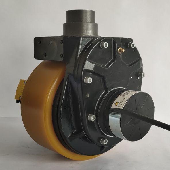 中大AGV驱动轮电机