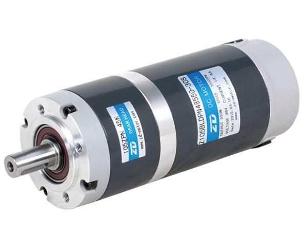 105圆形BLD无刷直流减速电机
